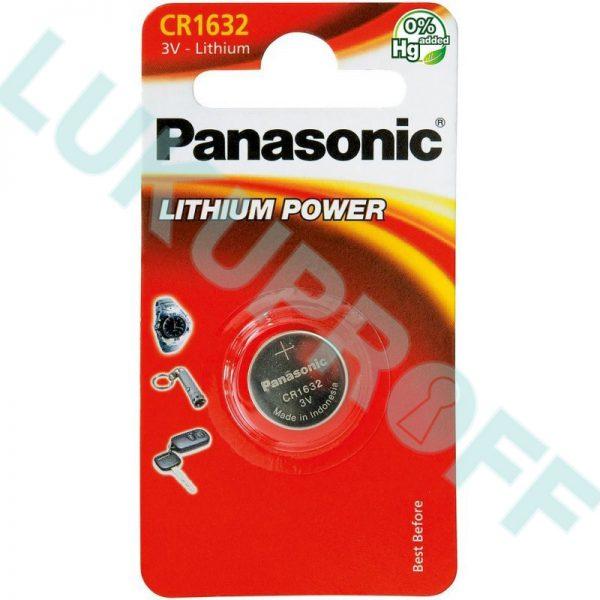 PATAREI PANASONIC CR1632 3V